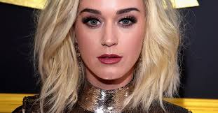 katy perry wears makeup to