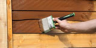 Advice On How To Paint A Wooden Garden Fence Homebase