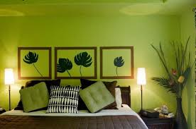 bright lime green bedroom ideas