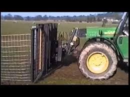 Quickfencer Standard 80 Horse Fencer Youtube