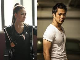 Byron Mann and Hannah Quinlivan Join 'Skyscraper' Film - Character ...