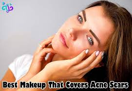 best makeup that covers acne scars