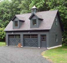Beyond The Fences Two Reasons To Consider A Detached Garage Custom Fence Builder In Montgomery County Pennsylvania