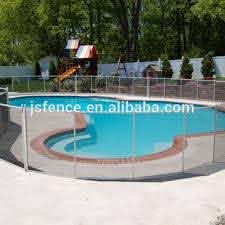 Portable Outdoor Retractable Swimming Pool Fence Price Buy Fence Pool Swimming Outdoor Retractable Fence Portable Fence Price Product On Alibaba Com