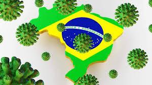 Número de infectados por coronavírus no Brasil sobe para 25 ...