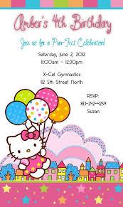 o kitty party invitation sle