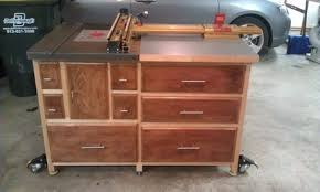 Benchdog Incra Router Table Build By Twodeuce Lumberjocks Com Woodworking Community
