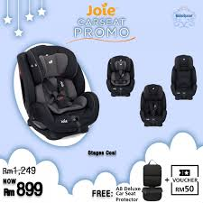 joie stages car seat promo baby car