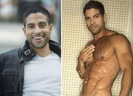 ADAM RODRIGUEZ - Man Crush -All Male Blog