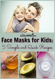 face masks for kids 5 simple and quick