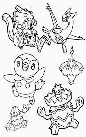Free Coloring Pictures Coloring Pictures Of Pokemon