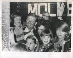 1965 Press Photo John Lindsay Jr NY Democrat Abraham Beame Wife Mary A |  Historic Images