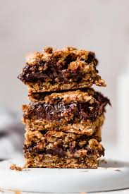 oatmeal cookie bar recipe