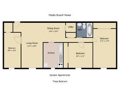 awesome 800 sq ft apartment floor plan
