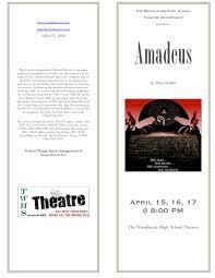 Amadeus Program