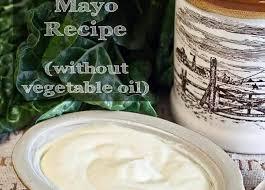 healthy mayonnaise recipe paleo whole
