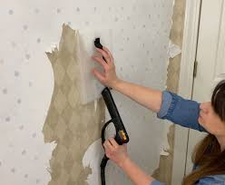 remove wallpaper for damage free walls