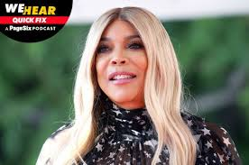 We Hear Quick Fix: Wendy Williams takes weird to another level
