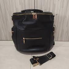 tas bayi diaperbag luxury leather