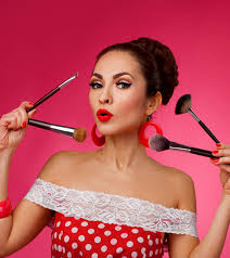 5 steps tutorial to get glowing skin makeup