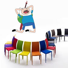 Shop Full Color Adventure Time Finn The Human Boy Full Color Wall Decal Sticker Sticker Decal 44x44 Overstock 15259263