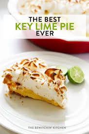 the best key lime pie recipe ever the