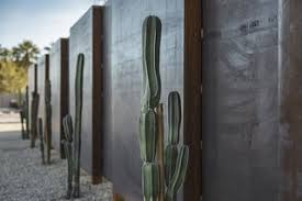 Best 60 Modern Outdoor Metal Fences Walls Design Photos And Ideas Dwell