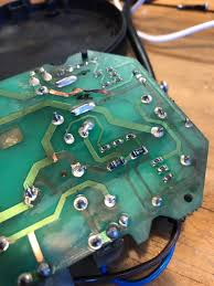 Any Idea What Might Have Caused The Traces To Disappear Askelectronics