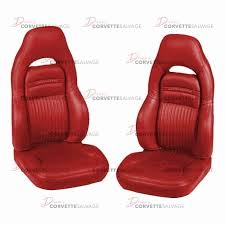 c5 new solid color leather sport seat