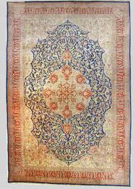 hereke silk rug large dimension around