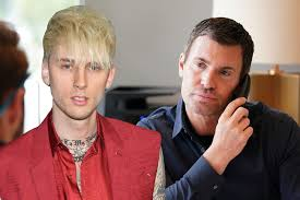 Jeff Lewis and Rapper Machine Gun Kelly Are Feuding