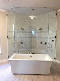 frameless showers plano tx liberty
