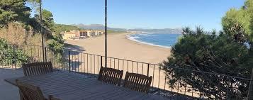 casa playa begur maison de vacances