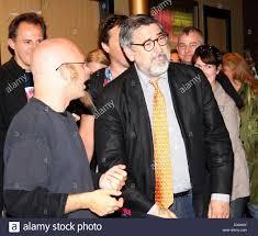 Directors John Landis and Adam Gierasch attends Frightfest 2009 at ...