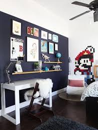 Stylish Yet Playful Mario Themed Kids Room Kidsomania