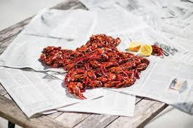 The History of Crawfish in Houston ...