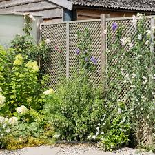 garden fence ideas panels and