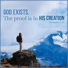 for since the creation of the world his invisible attributes are