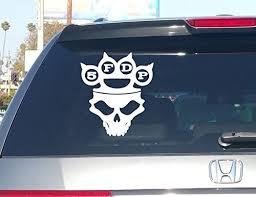 Five Finger Death Punch Skull 4 3 X5 V Buy Online In China At Desertcart