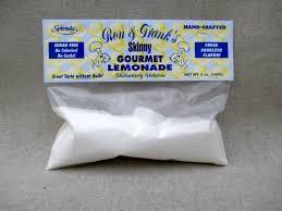 lemonade splenda