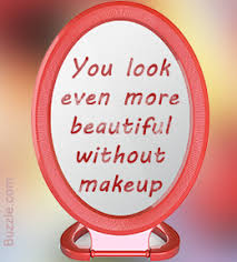 look even more beautiful without makeup