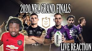 2020 NRL GRAND FINAL PANTHERS VS STORM ...