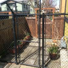 Find More 60 Ft Of 6 Ft High Black Chain Link Fence For Sale At Up To 90 Off
