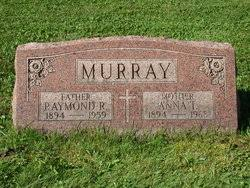 Anna Theresa Kent Murray (1894-1968) - Find A Grave Memorial