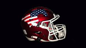 Mount Vernon Football Team Donning Special Helmet Decal To Remember 9 11 Kgan