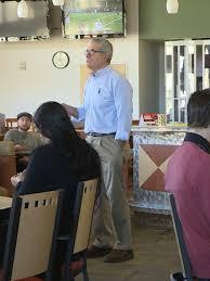 State senator Golden hosts coffee house town hall at SOU   KTVL