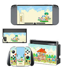 Vinyl Sticker Protector Decals For Switch Console Controller Set Cover Skins 9 84 Picclick