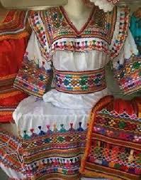 la robe kabyle séduit des allemands
