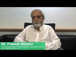 Mr. Prakash Masand - YouTube