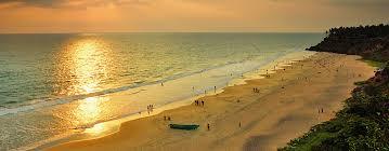 Varkala Beach | Tourism in Kerala